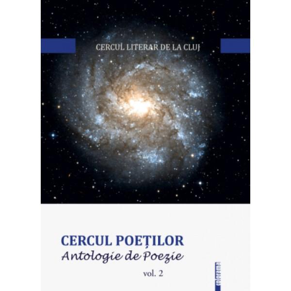 Antologie de poezie - CERCUL POEȚILOR, vol.2
